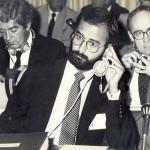 como chefe da delegação brasileira, em reunião da Organização Pan-Americana da Saúde.