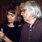 Claudia Ahimsa e Ferreira Gullar