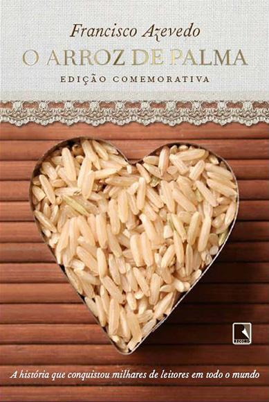 capa da edição comemorativa de O arroz de Palma