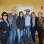 Com Edvane Cabral, Sérgio Abranches, Miriam Leitão, Mary Del Priore e Marina Colasanti