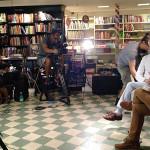 "Entrevistado por Raphael Montes, no programa  ""Trilha de Letras"", da TV Brasil"